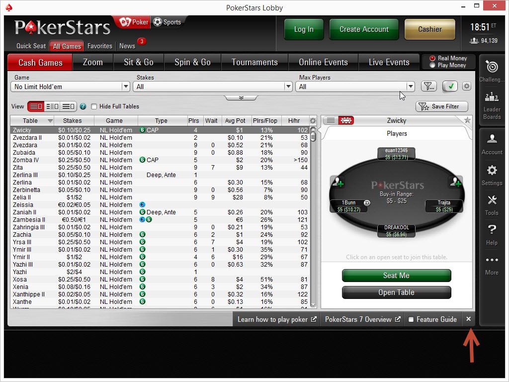 Configurar pokerstars holdem manager 2
